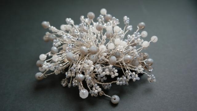 bijoux de tete mariage boheme