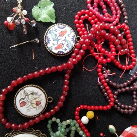 bijoux retrò fatti a mano