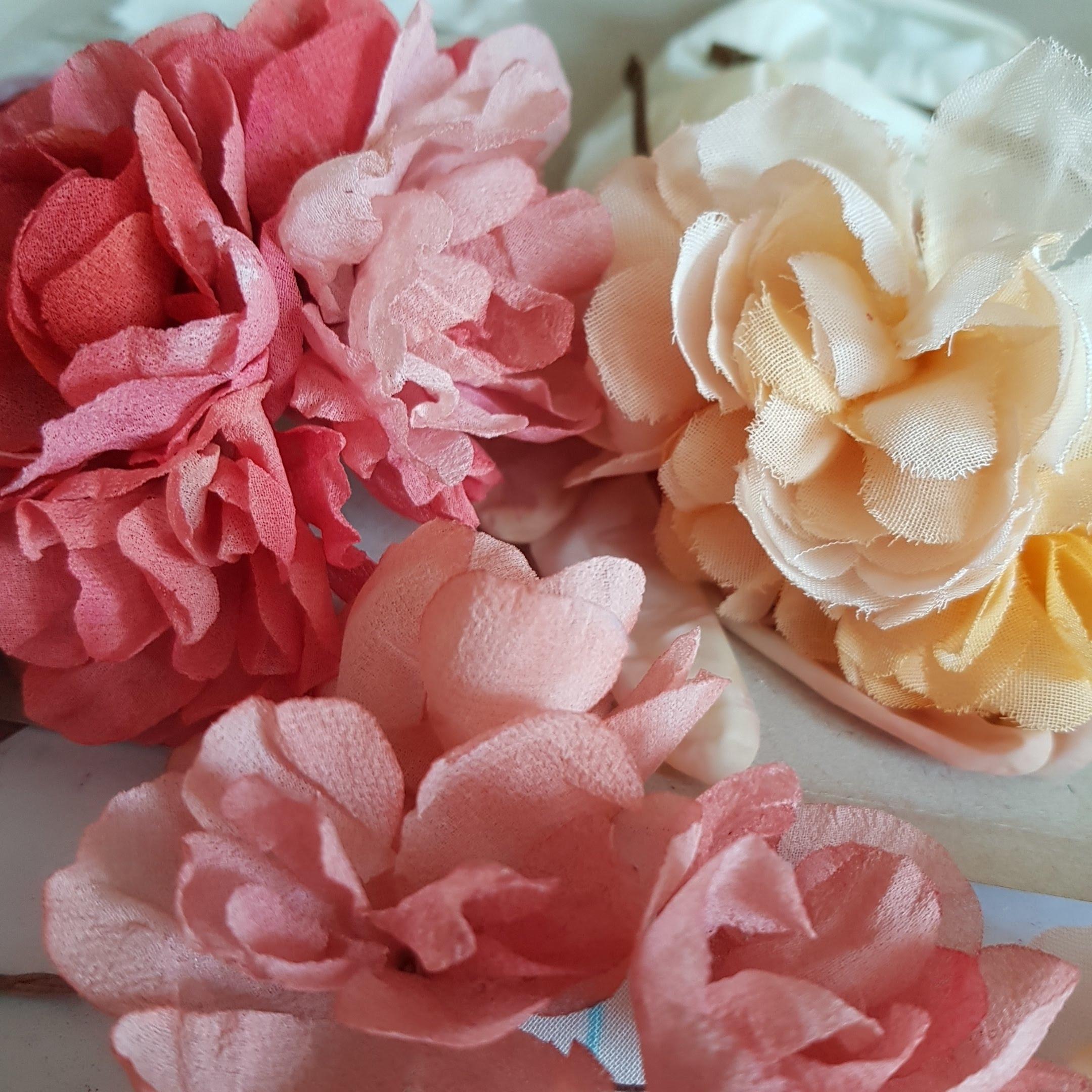 bouquet fiori modisteria vintage