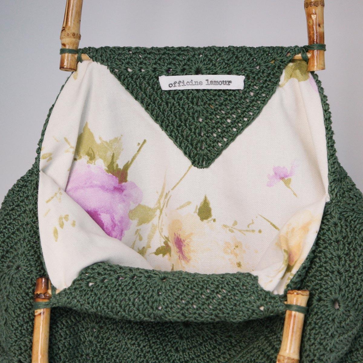 borse artigianali uncinetto