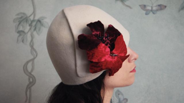 cappelli donna fatti a mano