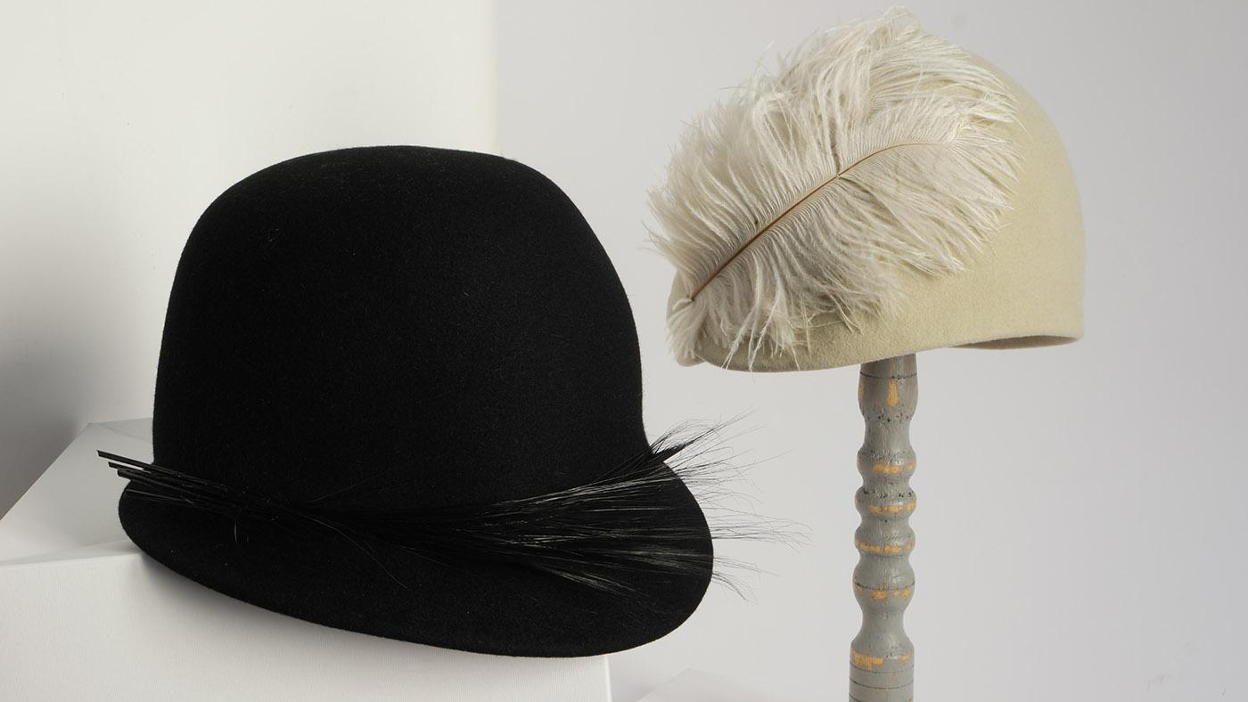 cappelli in feltro da donna fatti a mano