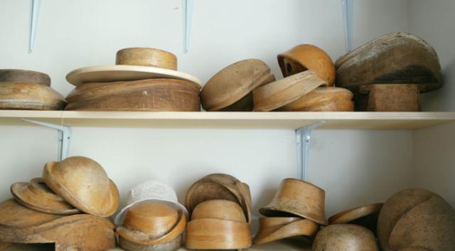 cappelli sartoriali artigianali fatti a mano su misura