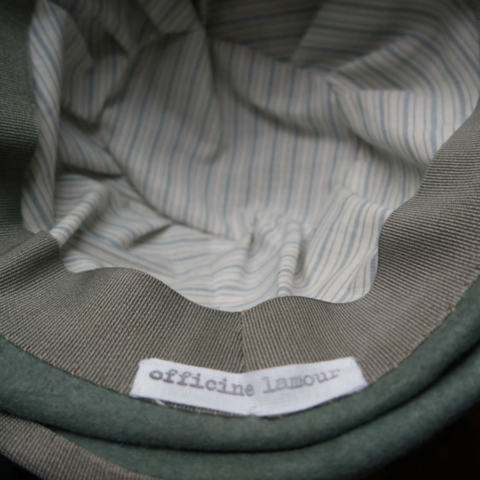 cappelli su misura tailored made officine lamour