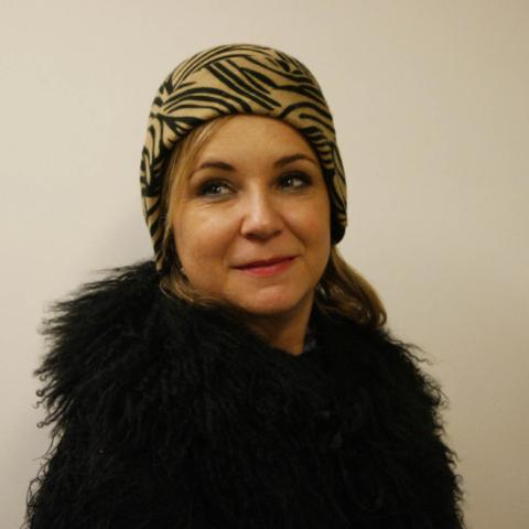 cappello femminile demodè