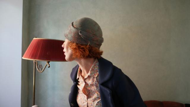 cappello stile vintage fatto su misura