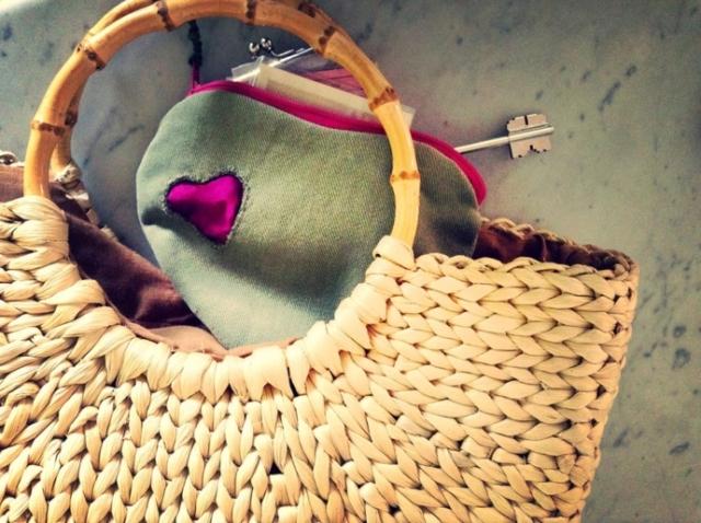 pochette cuore officinelamour