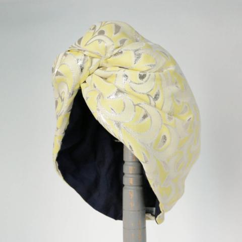turbante anni 40 diva style