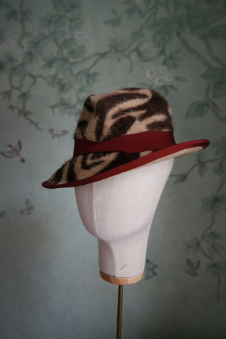 cappello fedora fatto a mano udine milano bologna roma palermo napoli