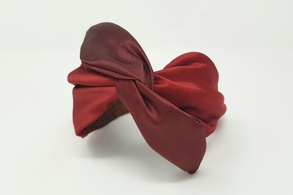 foglie in seta cerchietto per capelli officinelamour