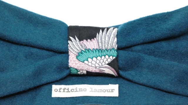fascia capelli handmade udine officinelamour