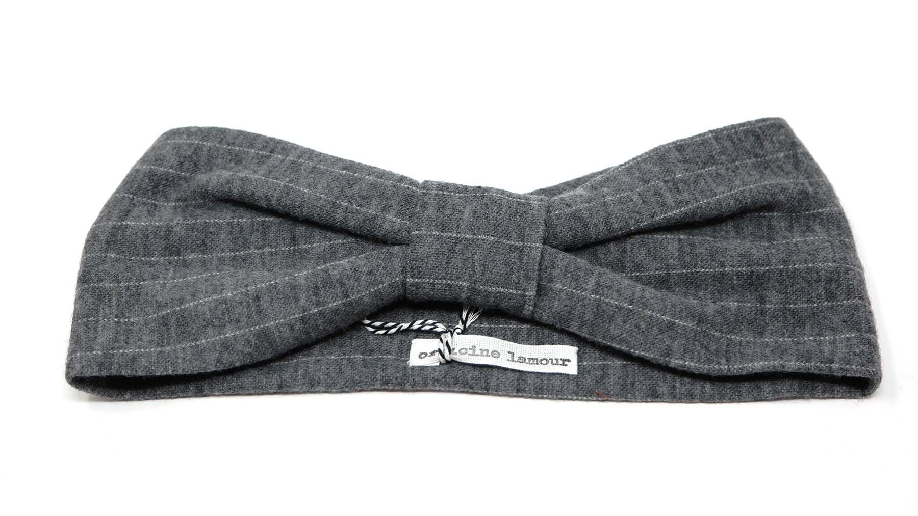 fascia capelli in lana fatta a mano udine