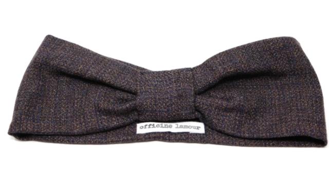fascia in lana per capelli officinelamour