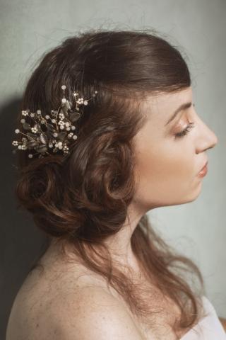 bijoux Ramage spillone per capelli per sposa